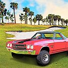 1970 Chevy El Camino SS 396 4x4 Not 2nd Generation 1964-1967 by ChasSinklier