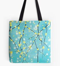 Dance with breeze  Tote Bag