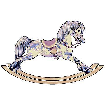 Rocking Horse by bhymer