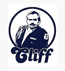 Cliff Clavin - Cheers Photographic Print