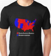Dumbfuckistan TShirts Redbubble - Tee shirt us map dumbfuckistan