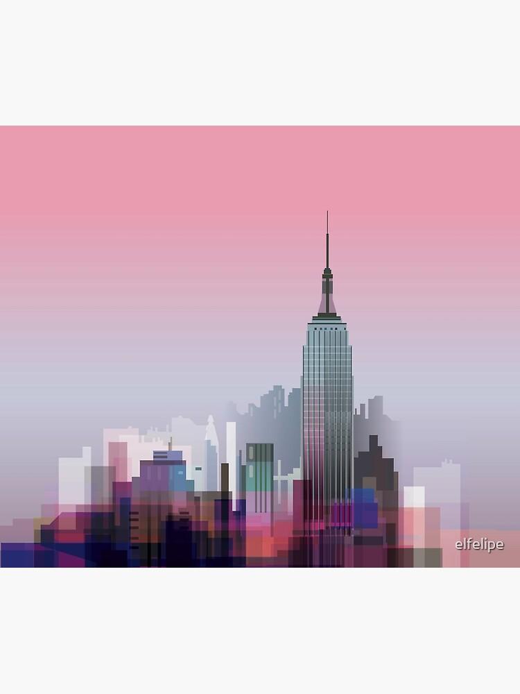 New York, NYC Stadt! von elfelipe