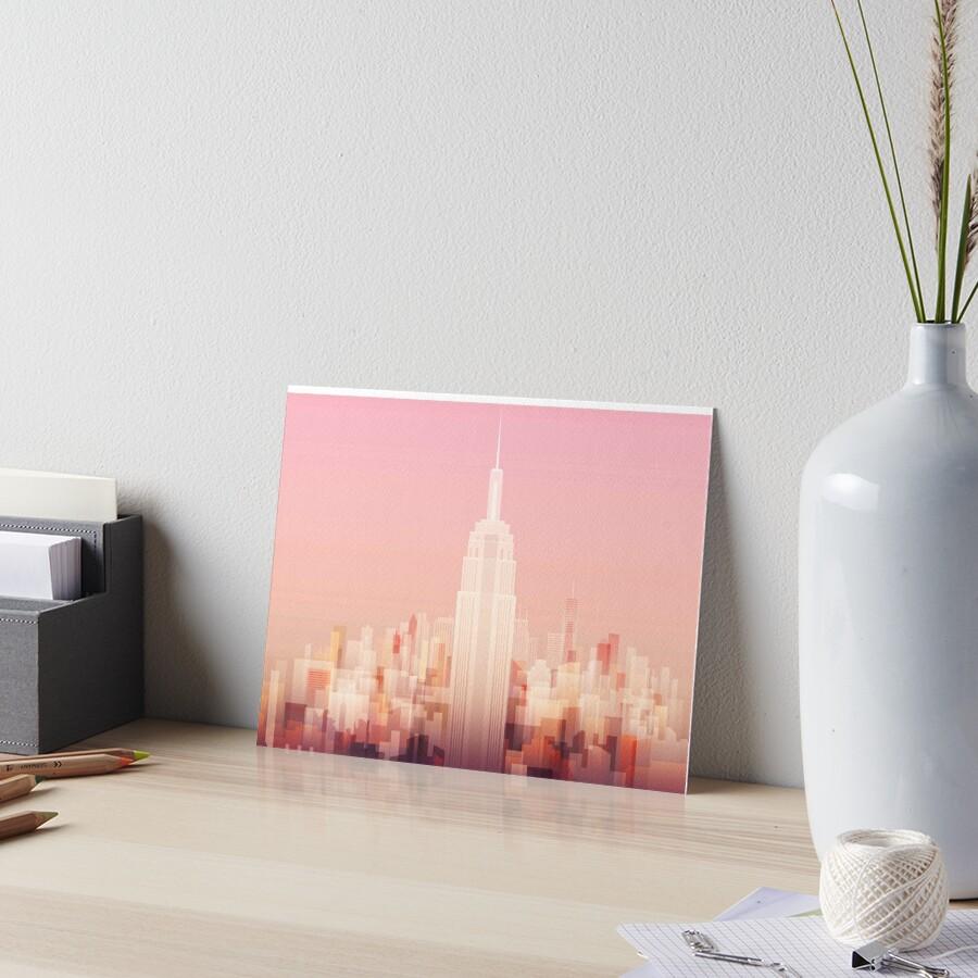 New york Empire state building by elfelipe