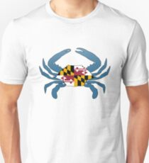 Maryland Blue Crab Unisex T-Shirt