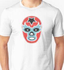 Vintage Lucha Libre Mask 01 T-Shirt