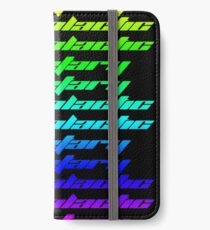 Another Dimension (neon) iPhone Wallet/Case/Skin