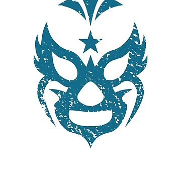 Wrestling Mask by EmilioPereiro