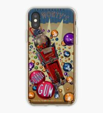 Dr. Monty's Gobblegum iPhone Case
