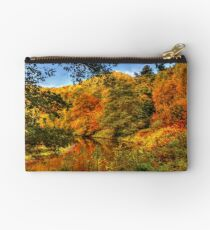 Peaceful Autumn Studio Pouch