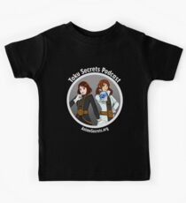 Toku Secrets Podcast Kids Clothes