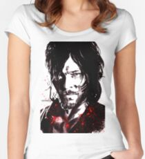 Daryl Women's Fitted Scoop T-Shirt