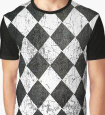 Black Diamonds Graphic T-Shirt