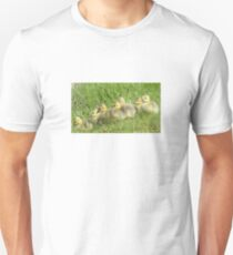 A Gaggle of Goslings Unisex T-Shirt