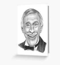 Bruce Forsyth Greeting Card