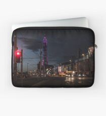 Tower at Night Laptop Sleeve