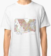Multiple Deprivation Balham ward, Wandsworth Classic T-Shirt