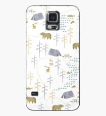 In the Woods Case/Skin for Samsung Galaxy