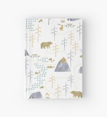 In the Woods Hardcover Journal