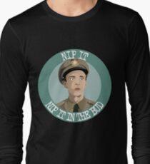 Andy Griffith- Barney Fife Long Sleeve T-Shirt