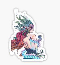 The Last Mermaid Sticker