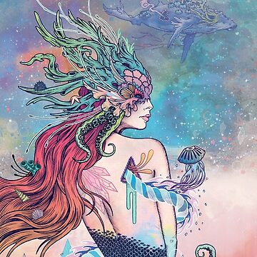 The Last Mermaid by MatMiller