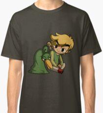 Camiseta clásica Enlace y Ezlo