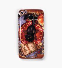 Black Cat Magic Samsung Galaxy Case/Skin