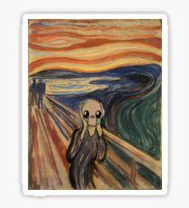 The Binding of Isaac - The Scream Sticker
