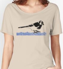Blue Jay - Critter Love Collection 2 of 6 Women's Relaxed Fit T-Shirt