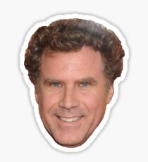 Will Ferrell Sticker