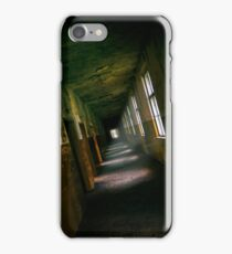 Abandoned hospital iPhone Case/Skin
