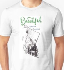Beautiful British Columbia T-Shirt