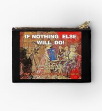 IF NOTHING  ELSE  WILL DO(C2016) Studio Pouch
