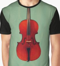 Sherlock Violin Graphic T-Shirt