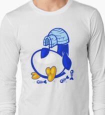 Fat Penguin Long Sleeve T-Shirt