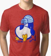 Fat Penguin Tri-blend T-Shirt