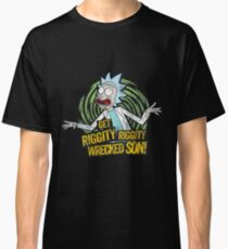 Rick and Morty Classic T-Shirt
