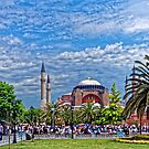 Hagia Sophia, Istanbul, Turkey by Stephen Frost