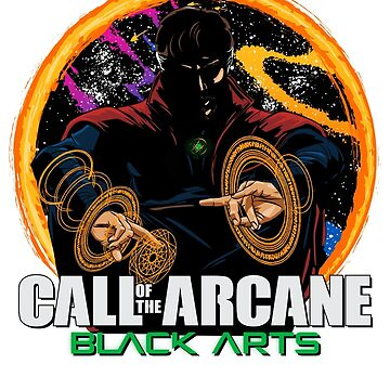 Call of the Arcane: Black Arts by shumaza1