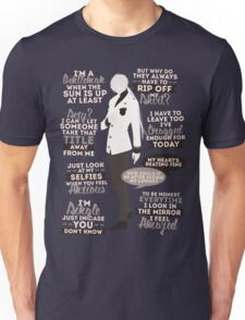 Zen Quotes Unisex T-Shirt
