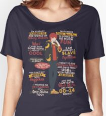 707 Quotes Women's Relaxed Fit T-Shirt