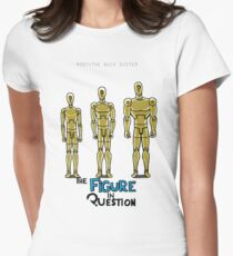 #007: The Buck System Women's Fitted T-Shirt