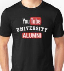 YouTube University Alumni Unisex T-Shirt