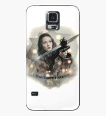 Walk With Heroes Case/Skin for Samsung Galaxy