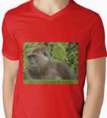 Did I tell you about the time I... Men's V-Neck T-Shirt