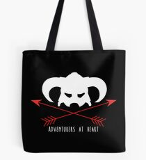 Adventurers at heart Tote Bag