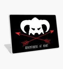 Adventurers at heart Laptop Skin