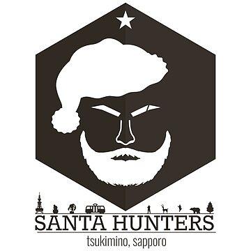 Santa Hunters by Deekman