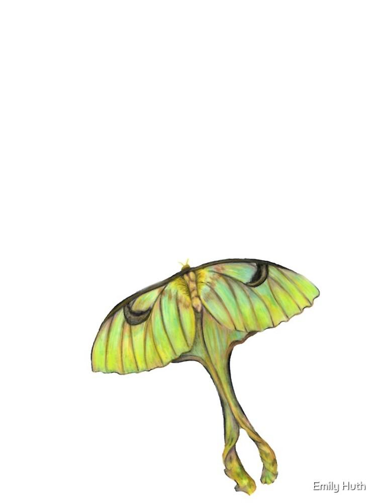 Moon Moth by EmilySchuyler