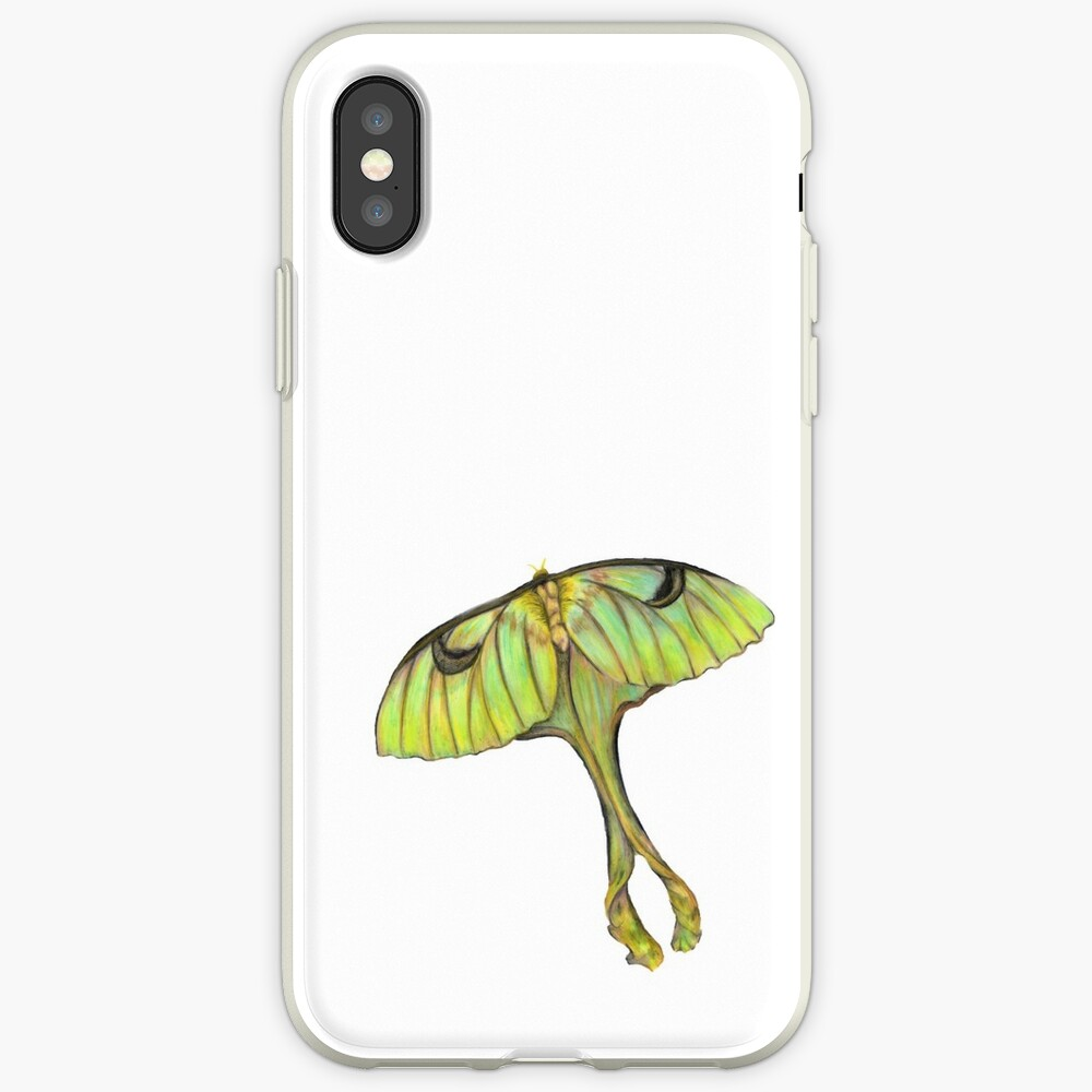 Moon Moth iPhone Case & Cover